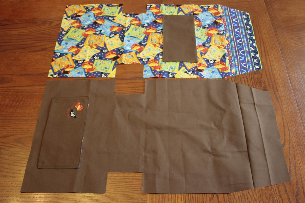 Kid\'s (Small) Messenger Bag | Craft Buds