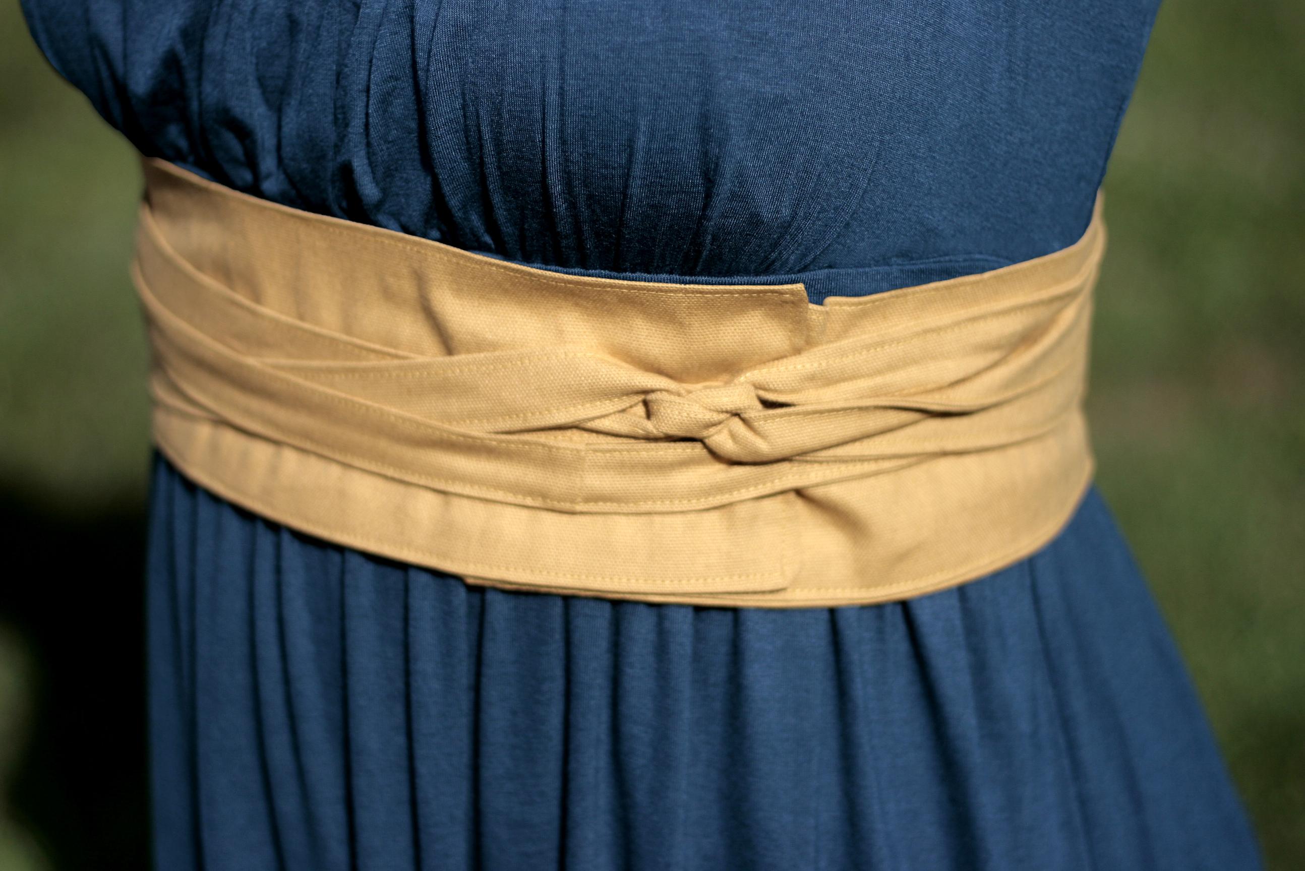 fabric wrap belt craft buds