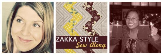 Zakka Style Sew Along banner