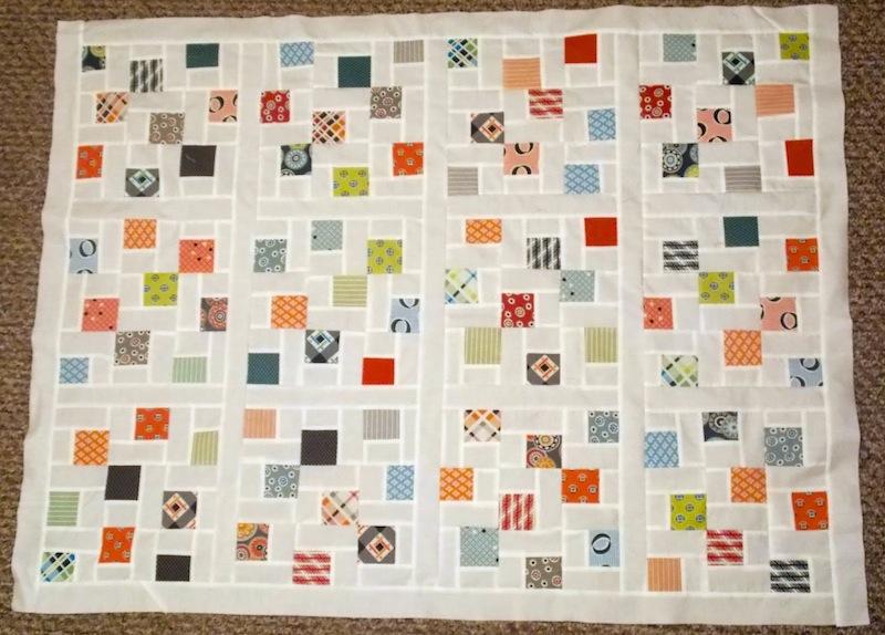 Mosaic Tile QAL Katie 2