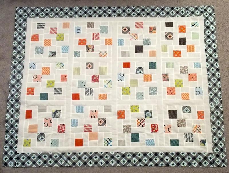 Mosaic Tile QAL Katie 3
