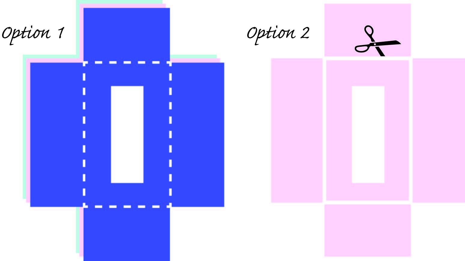 Square Tissue Box Cover Template - Home Decorating Ideas ...